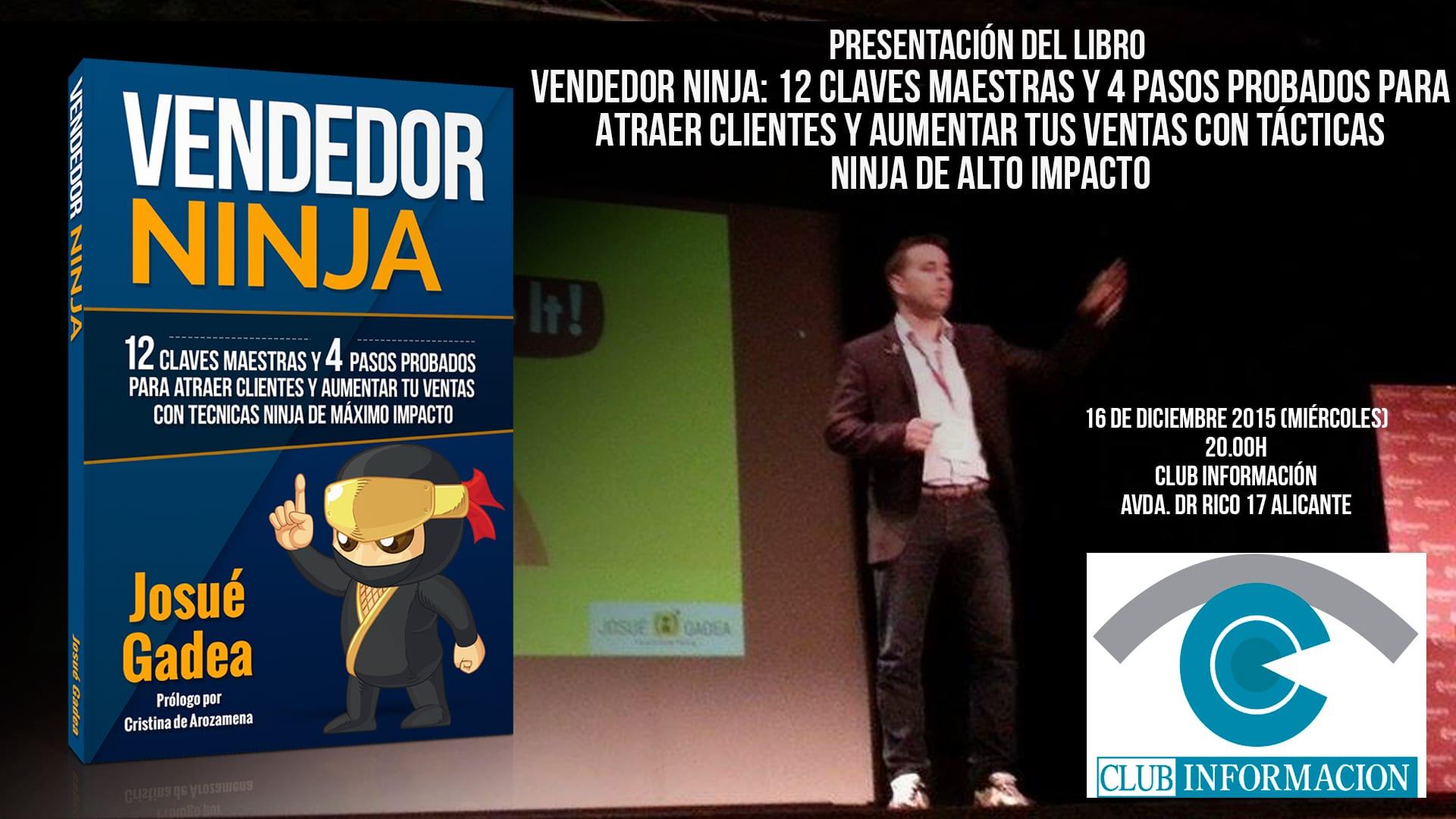 #Vendedor Ninja así fue la presentación del #1 en ventas en Amazon España y México