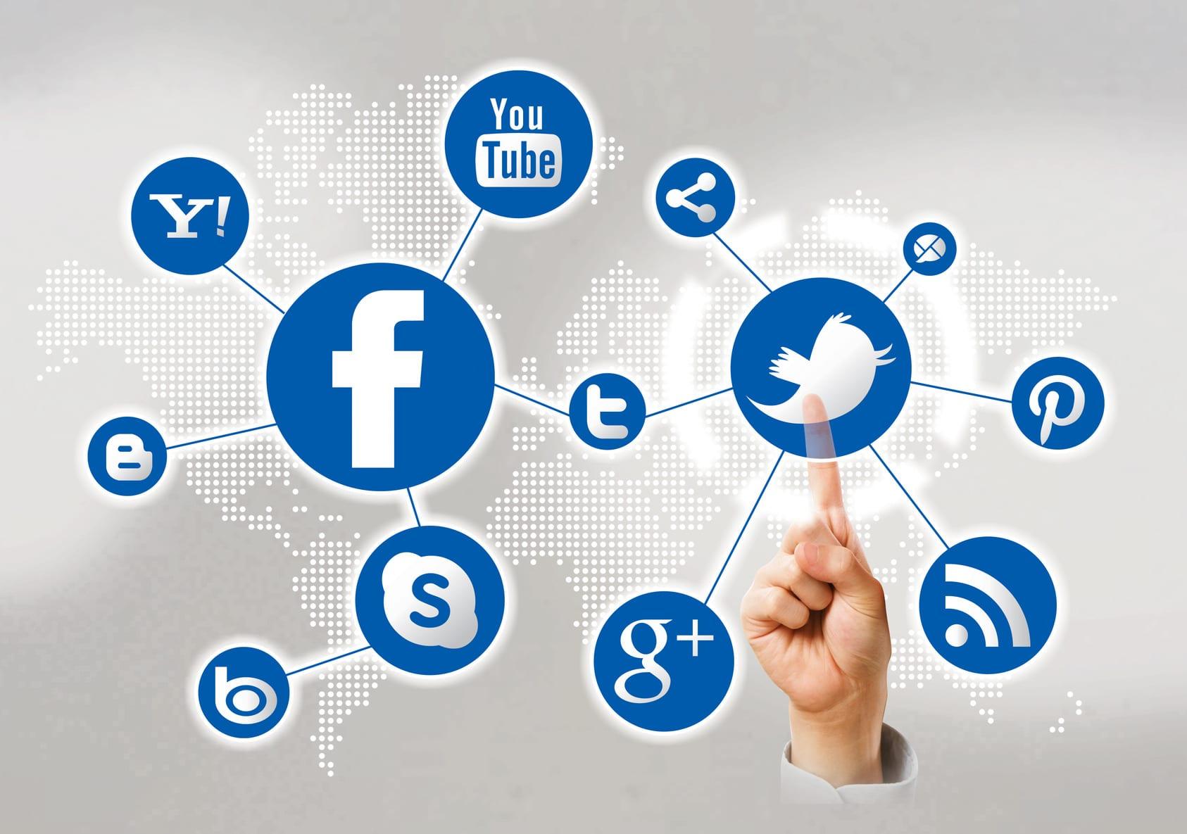 Cómo multiplicar tu visibilidad usando Social Media