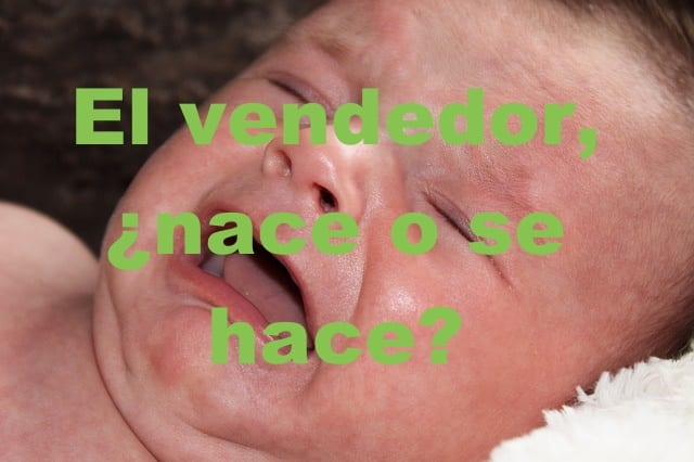 Born to Bill, Nacido para vender. ¿ El vendedor nace o se hace?. Con un test de VMV(Vendedor mínimo viable) al final del post.