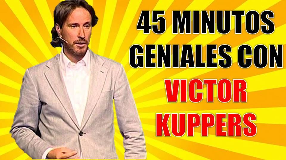 Conferencia de Victor Kuppers
