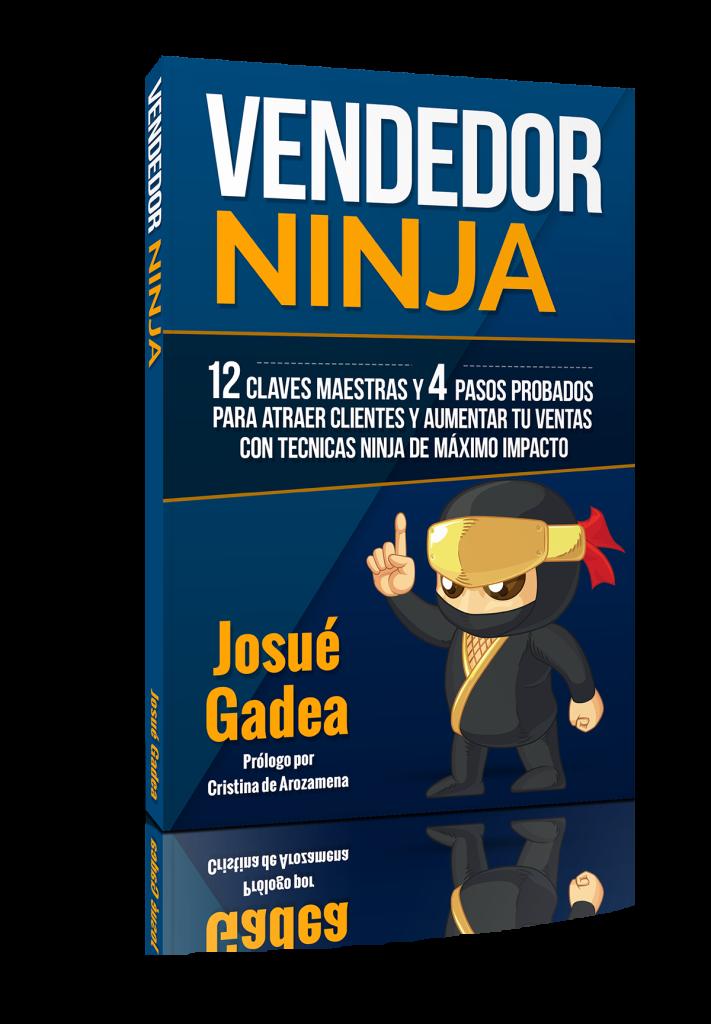 como atraer clientes Vendedor ninja libro