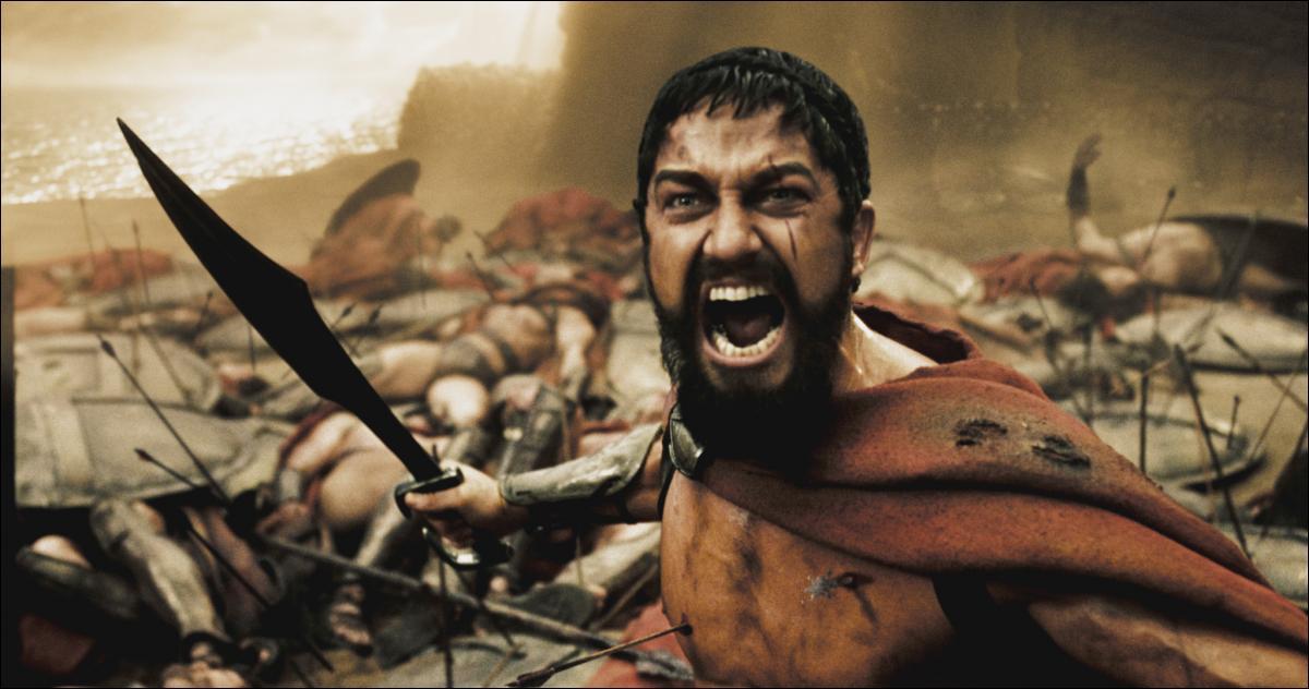 ¡Espartanos! ¡¿Cuál es vuestro oficio!?