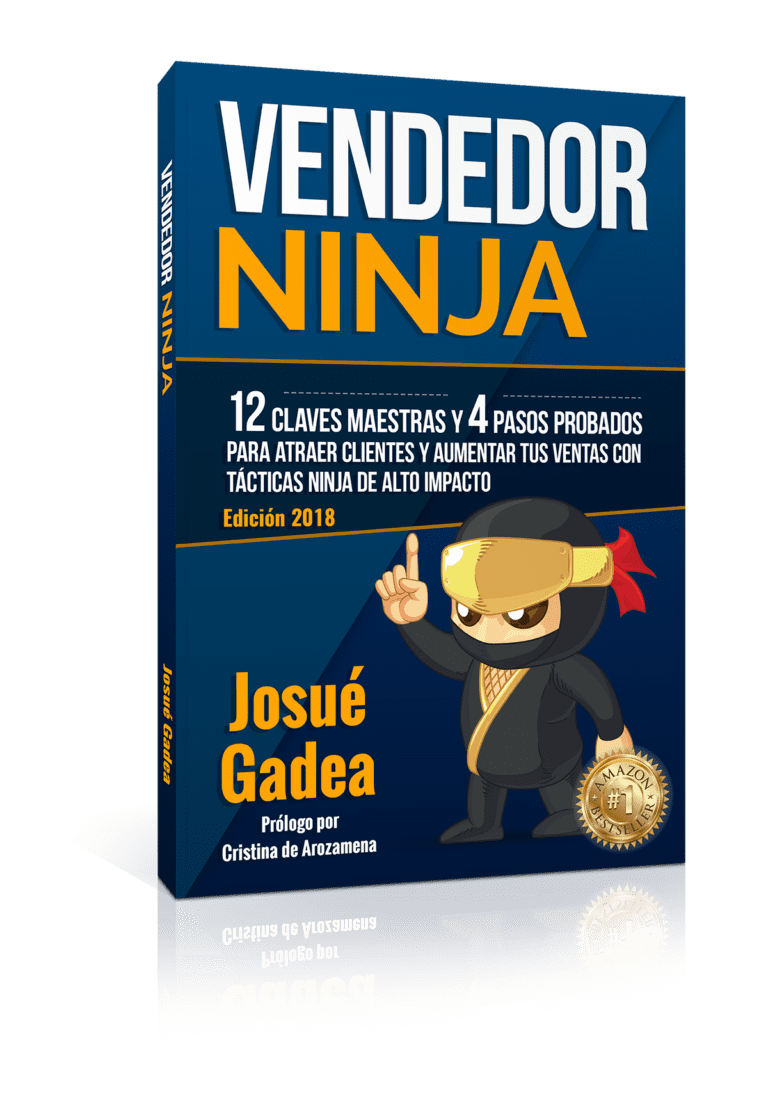 vendedor ninja 2018