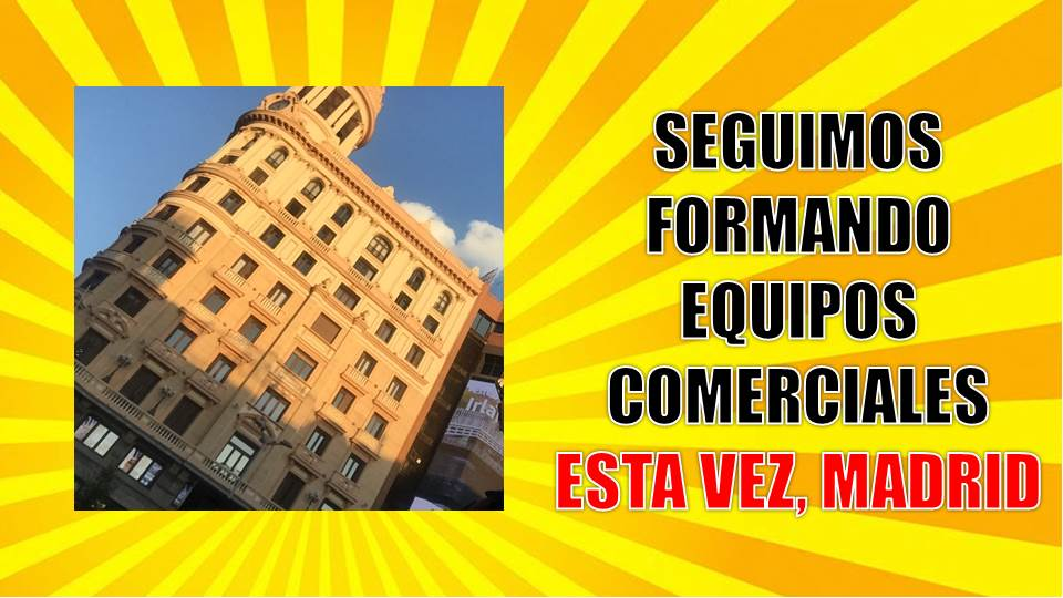 Coaching de ventas en Madrid