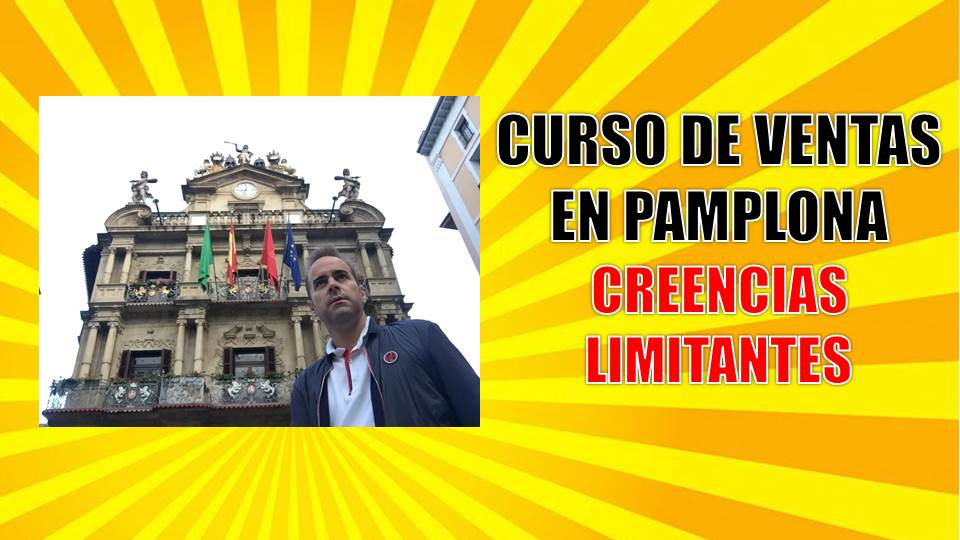Curso de Ventas en Pamplona