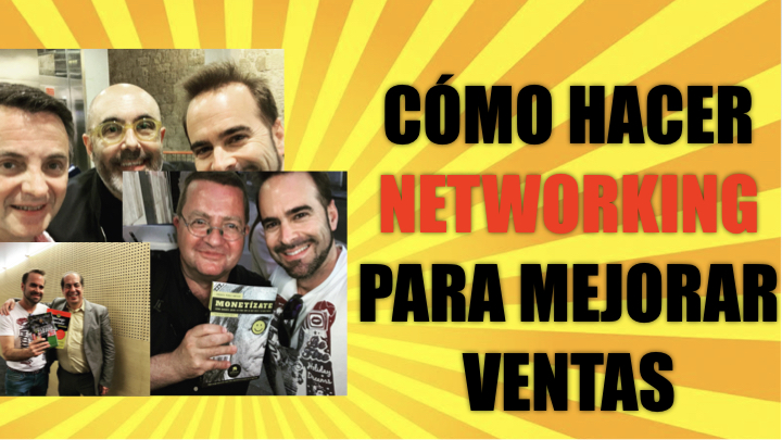 como hacer networking