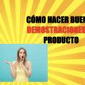 demostraciones de producto