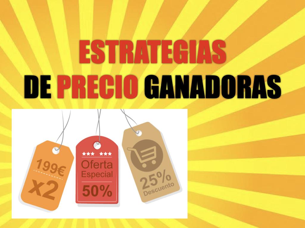 Estrategias de precios ganadoras