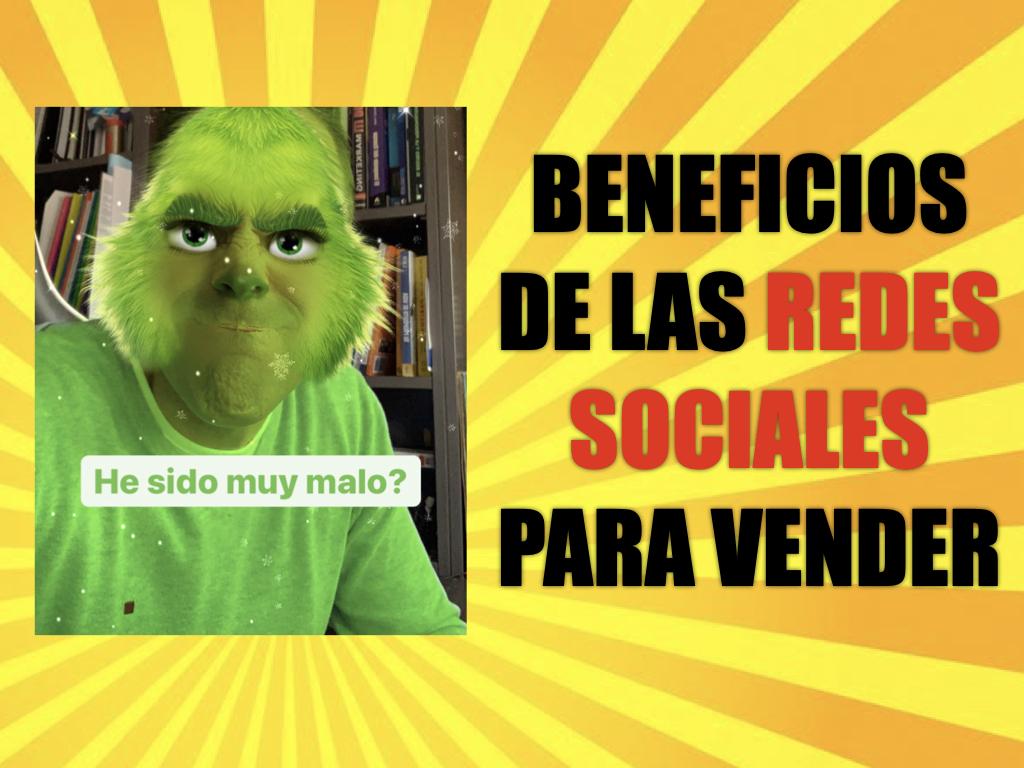Beneficios de las redes sociales para vender ¿Nos ayudan realmente?
